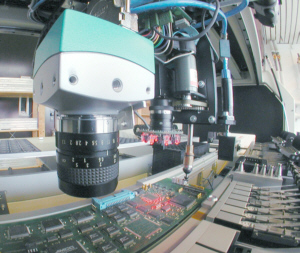 Machine Vision Inspection System